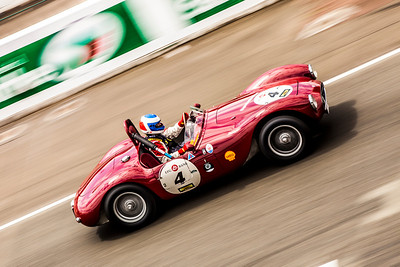 Le Mans Classic, Maserati A6 GCS (1954)