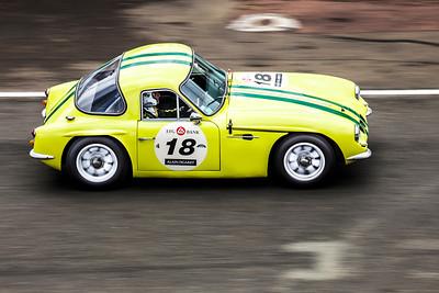 Le Mans Classic 2012, TVR Grantura MK III