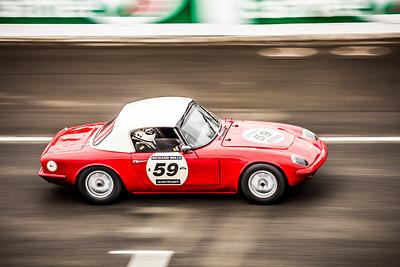 Le Mans Classic 2012, Lotus Elan (1962)