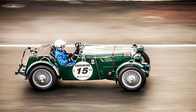 Le Mans Classic 2012, MG Magnette K3 (1934)