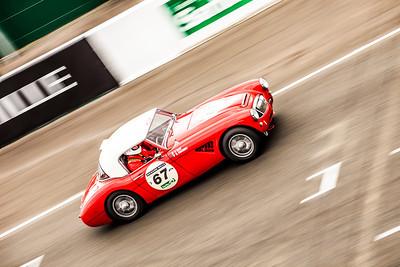 Le Mans Classic 2012, Austin Healey 3000 (1965)