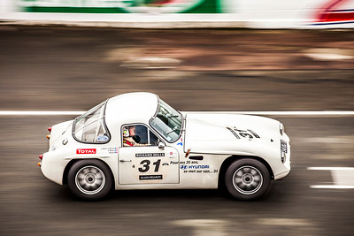 Le Mans Classic 2012, TVR Grantura MK III - 2