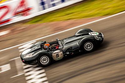 Le Mans Classic 2012, Lister Jaguar Knobbly (1959)