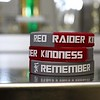 "With a heavy heart due to these terrible and senseless shootings at Marjory Stoneman Douglas High School in Parkland, Fla., Superintendent Andre Ravenelle has designed custom red and gray silicon wristbands with the phrase ""Red Raider Kindness"" and the word ""Remember"" on the reverse side.<br /> ""I have had wristbands made to be distributed to all students and staff,"" Superintendent Ravenelle said. ""'Red Raider Kindness' is a gentle reminder of something we can all do to enhance emotional wellness in our schools. I also have chosen the word, 'Remember' as to be kind or the many victims of violence.""SENTINEL & ENTERPRISE/JOHN LOVE"