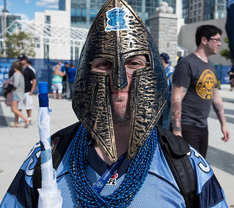 Argo Football Fan, Toronto