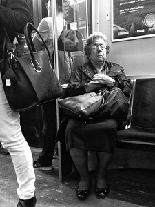 On The TTC, Toronto