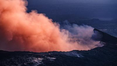 Fuji Volcano