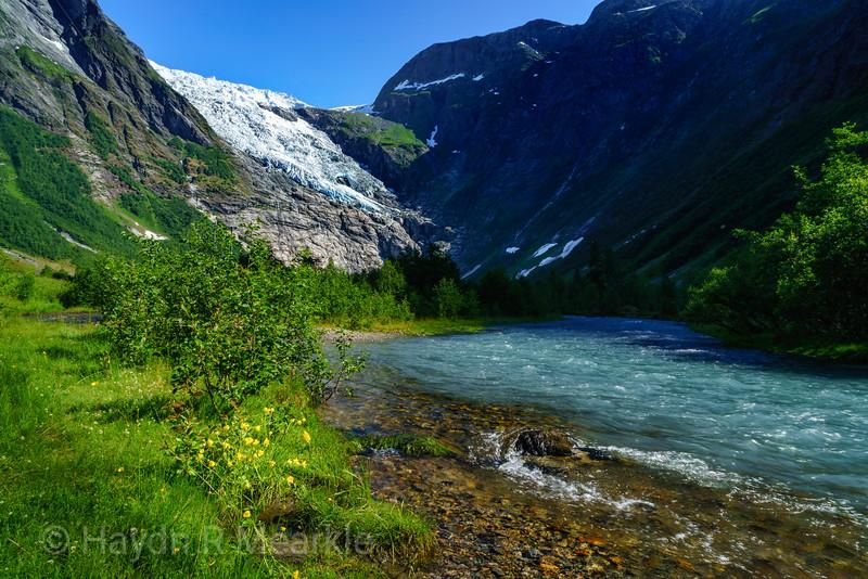 Jostedal Glacier