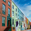 Portland Maine Row Houses