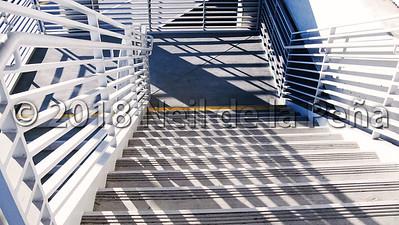 Parking Garage Stairwell