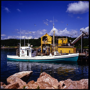 Blacks Harbour, New Brunswick - 1985