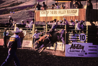Big Valley Roundup, Craven, Saskatchewan - 1984