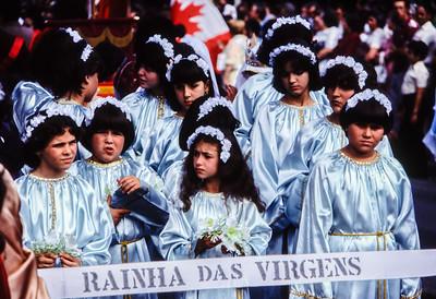 Portuguese Festival, Toronto - 1982
