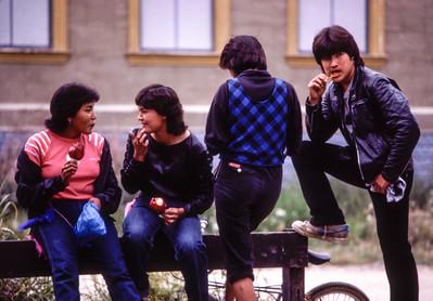 Dawson City, Yukon - 1984