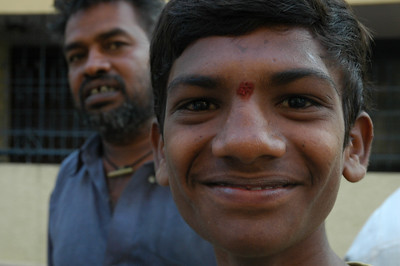 The Tailor's/ Manju's son