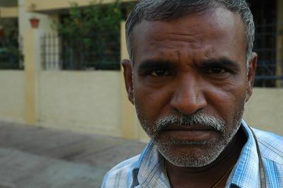 Manju the shala Tailor / Mysore
