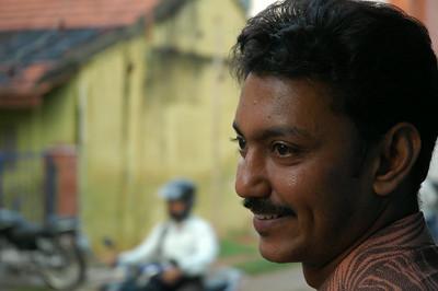 Teacher & Artist Anand