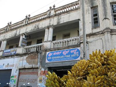 street view - bananas