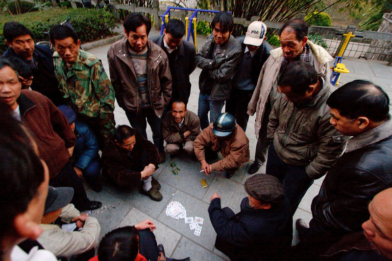Gamblers, Guilin