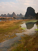 Karst Peak Reflected, Guilin