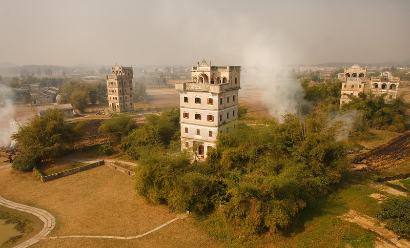 Diaolou and Fires, Kaiping
