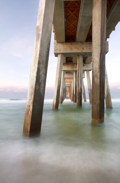 First Light and Pier, Panama City