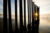 Border Barrier and Sunstar
