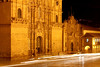 Cathedral at Night, Cusco