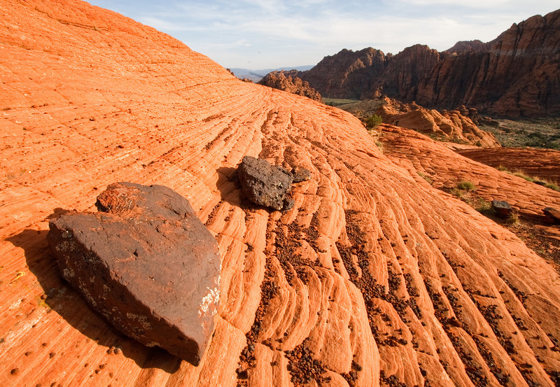 Volcanic Rocks, Valley of Fire