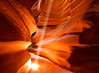 Laser, Upper Antelope Canyon