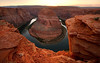 Horseshoe Bend Framed
