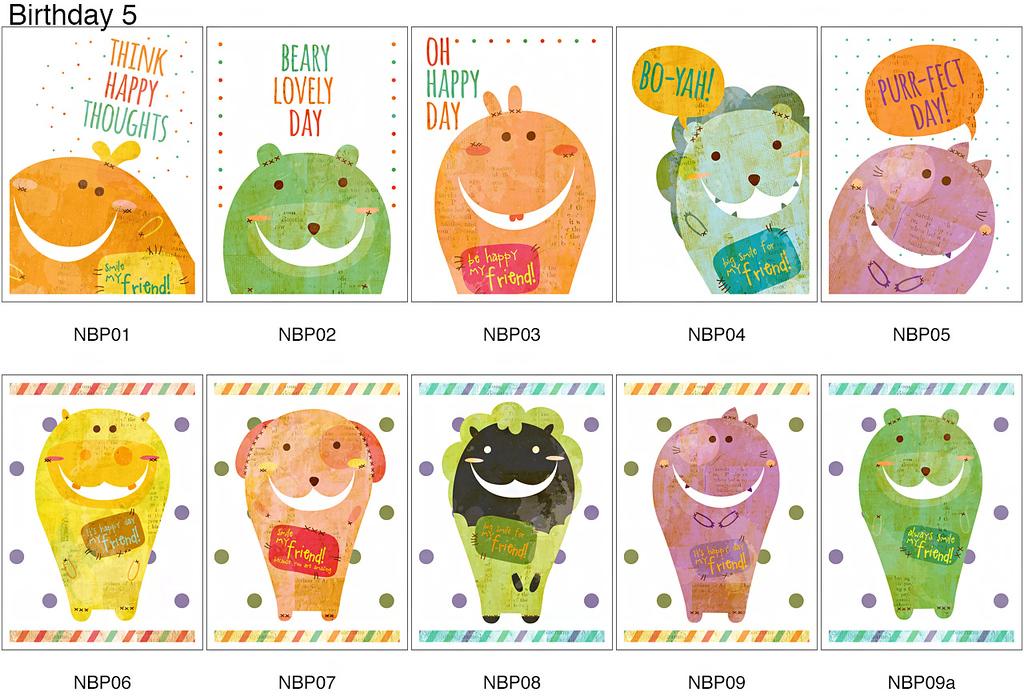 Gift - Kids Birthday Range
