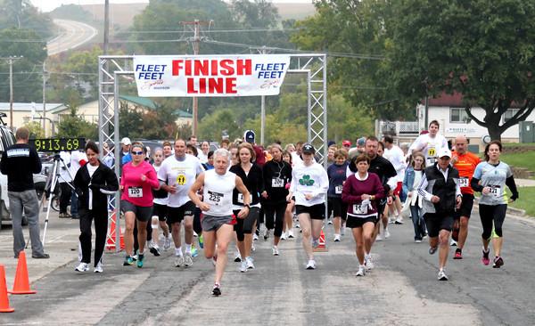 2011 Glenda K. Scott Run