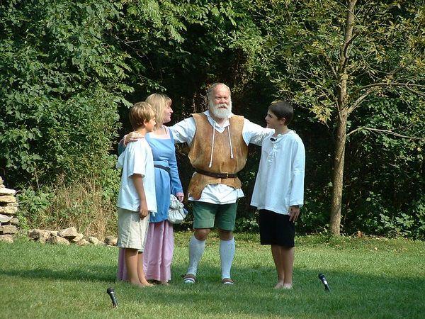 2004 Wilhelm Tell Festival