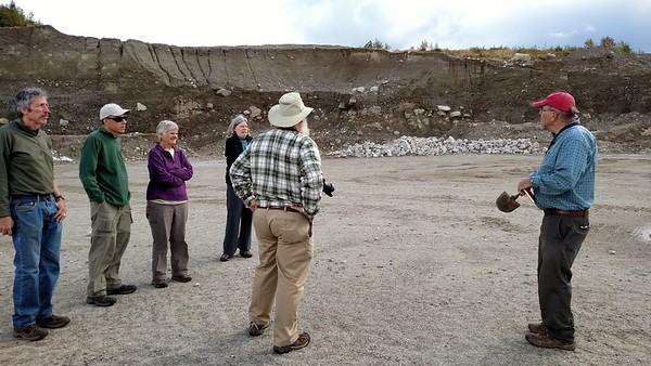 New Hampshire 2017 Sept Geology Workshop