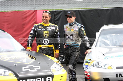 Sprint Cup practice & Qualifying 09/23-09/24/11