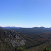 The Presidential Range from Zealand Cliff