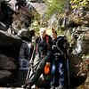 Bert & Brandon at Zealand Falls