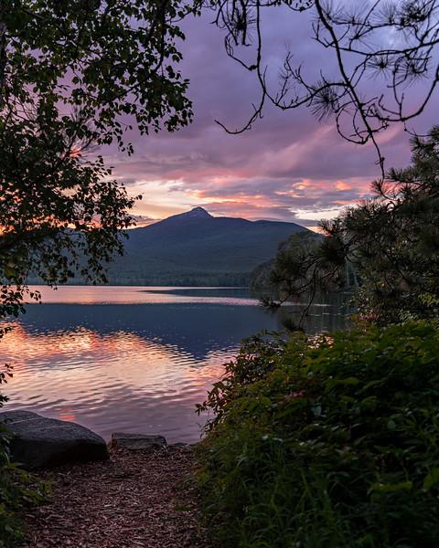 Chocorua Sunset
