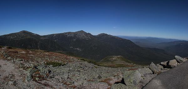 Mount Washington North View