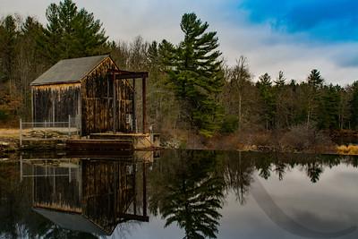 New Hampshire Riverside