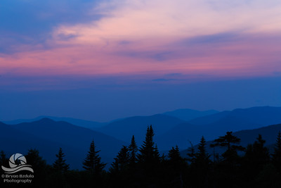 Pemigewasset Sunset