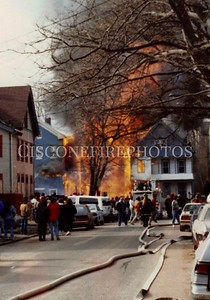 Cedar Hill Av - 4th Alarm - 03/04/89