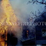 James St 3rd Alarm - 12/25 :