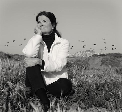Dr Carolyn Porco. Cassini Imaging Lead