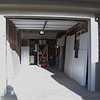 By end of the day sunday the garage is really cleaned out.