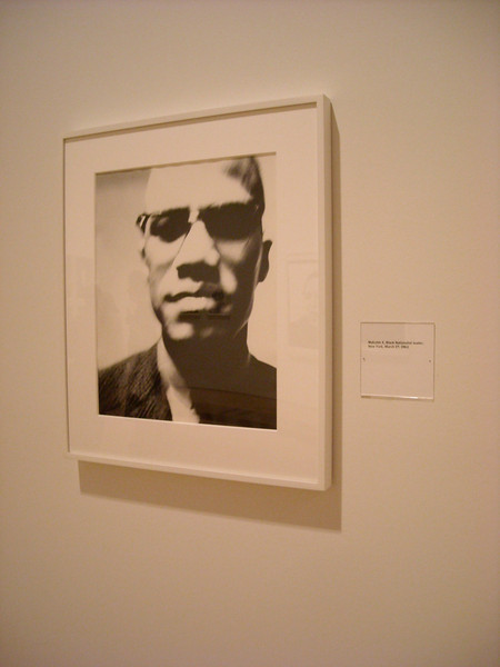 Richard Avedon exhibit, SF MOMA