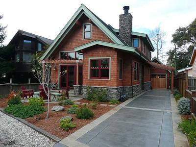 Wyrsch residence: exterior