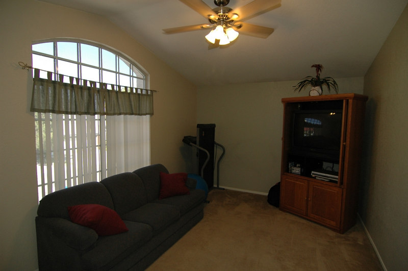 My office and guest room
