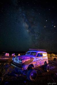 Milky Way Dune Buggy